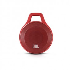 JBL Clip Bluetooth Speaker - Red
