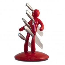 VOODOO KNIFE BLOCK RED
