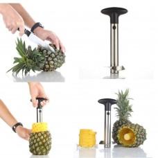 Stainless Steel Pineapple Corer Slicer