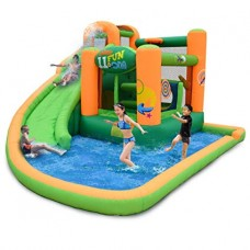 Endless Fun 11-in-1 Inflatable Water Bounce House