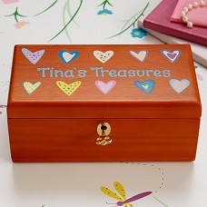 Treasures with Lock & Key