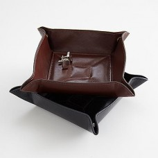 Executive Leather Catchall