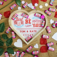 VALENTINE WOODEN LOVE HEART