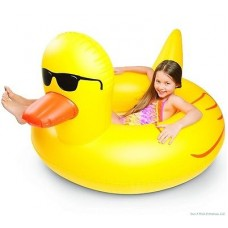 GIANT DUCKIE POOL FLOAT