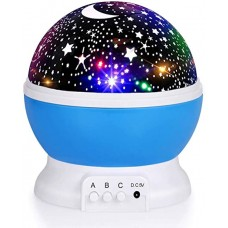 Moon Star Projector Light for Kids