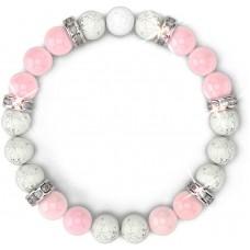 Rose Quartz Bracelet For Women