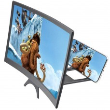 3D Curve Screen Magnifier for Cell Phone