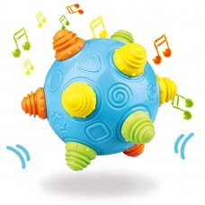 Baby Music Shake Dancing Ball Toy
