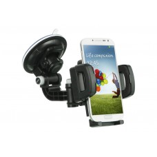 BLACK QUICK RELEASE CAR MOUNT HOLDER