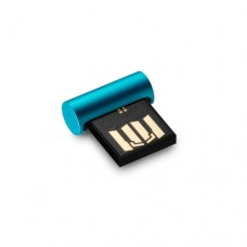 BLUE COMPACT 16 GB USB 2.0 EXTERNAL MEMORY CARD