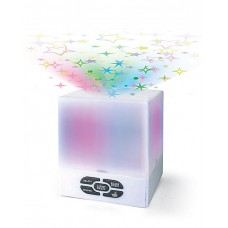 LIFEMAX STAR PROJECTION LIGHT WITH RELAXING LULLABY