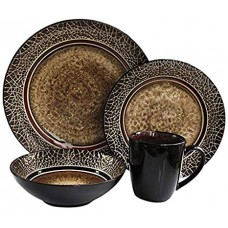 Dinnerware Set, Service for 4