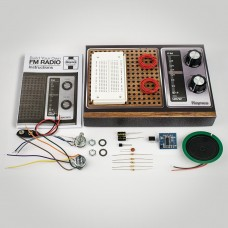 BUILD YOUR OWN RETRO RADIO