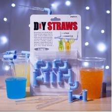 DIY Drinking Straws