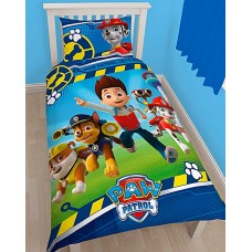 PAW PATROL PANEL DUVET COVER