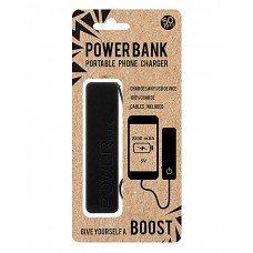 BLACK POWER BANK