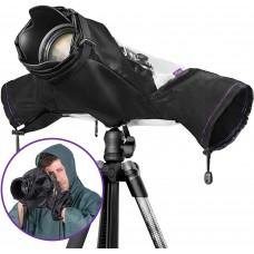 Rain Cover for Large DSLR Cameras