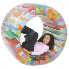 INFLATABLE ROLLER WHEEL