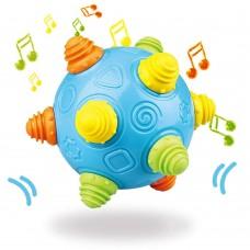 Baby Music Shake Dancing Ball Toy