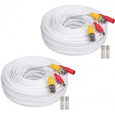Security Camera Cable Extension Wire Cord